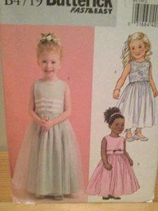 patrones vestidos niña