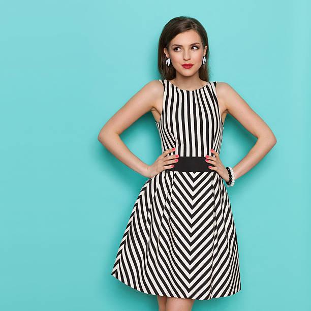 patrones vestidos años 50