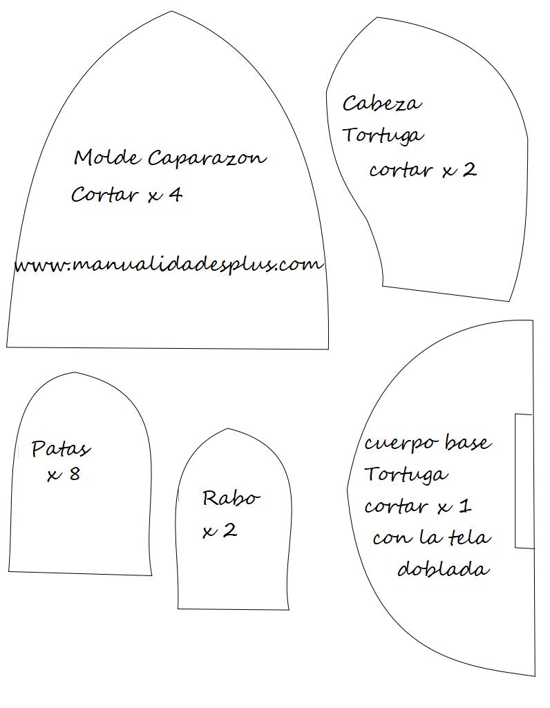 patrones de muñecas de trapo articuladas