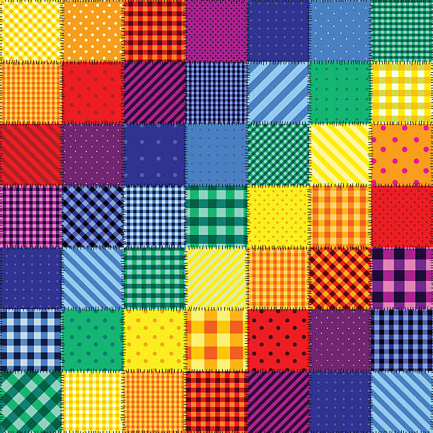patrones patchwork colchas