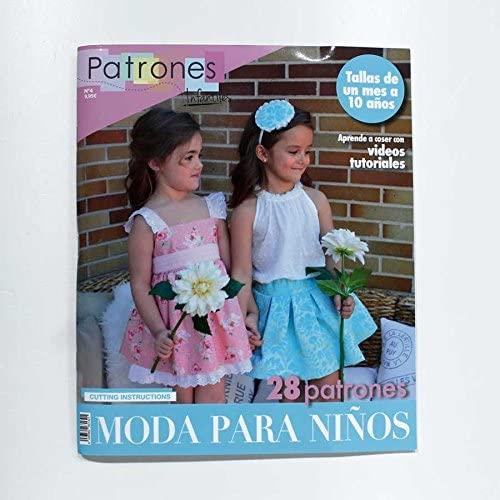 revistas patrones niños