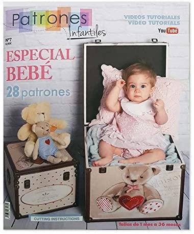 revistas patrones bebe