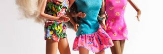 Patrones Barbie