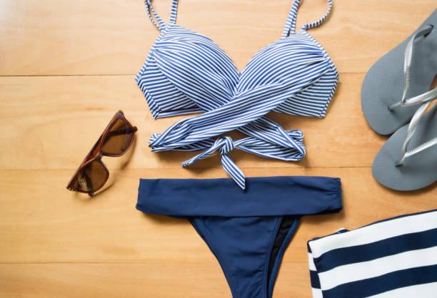 patrones de bikinis a crochet
