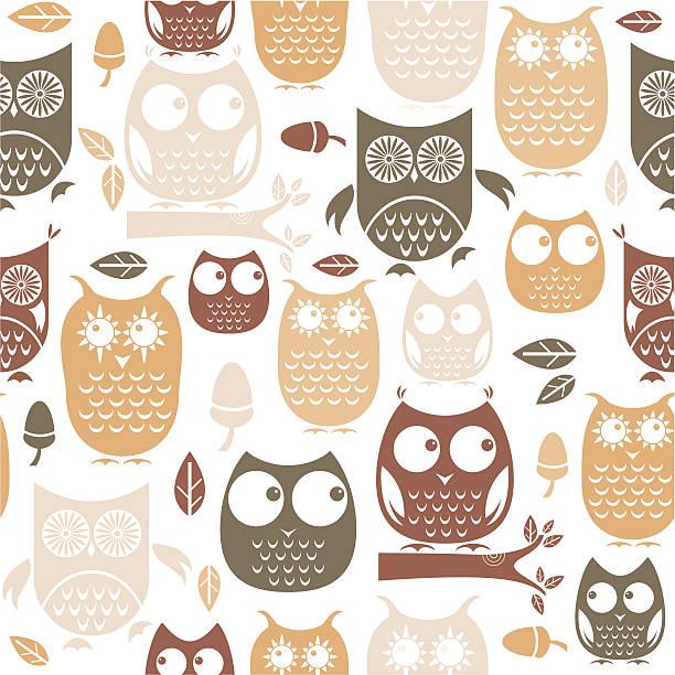 patrones de buhos para patchwork