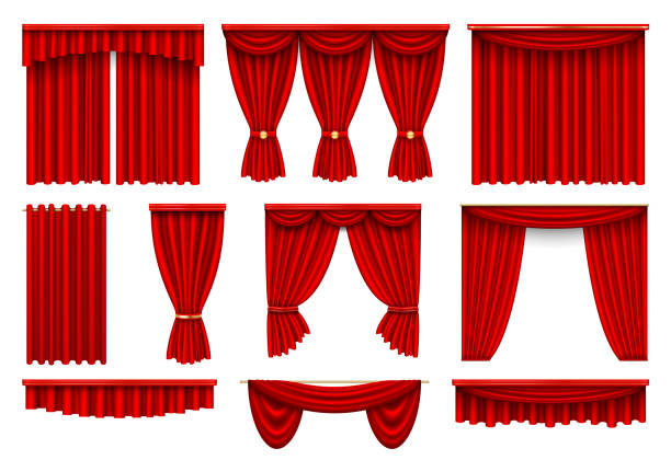 patrones cortinas macrame
