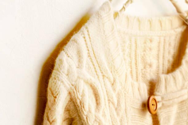 patrones para tejer cuellos de lana