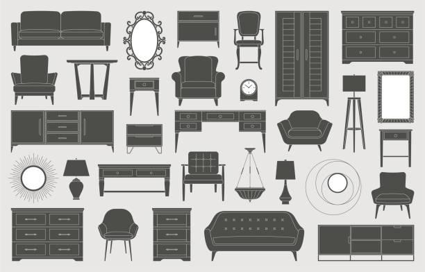 patrones muebles casas de muñecas