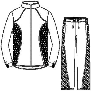 patrones de ropa deportiva para hombres