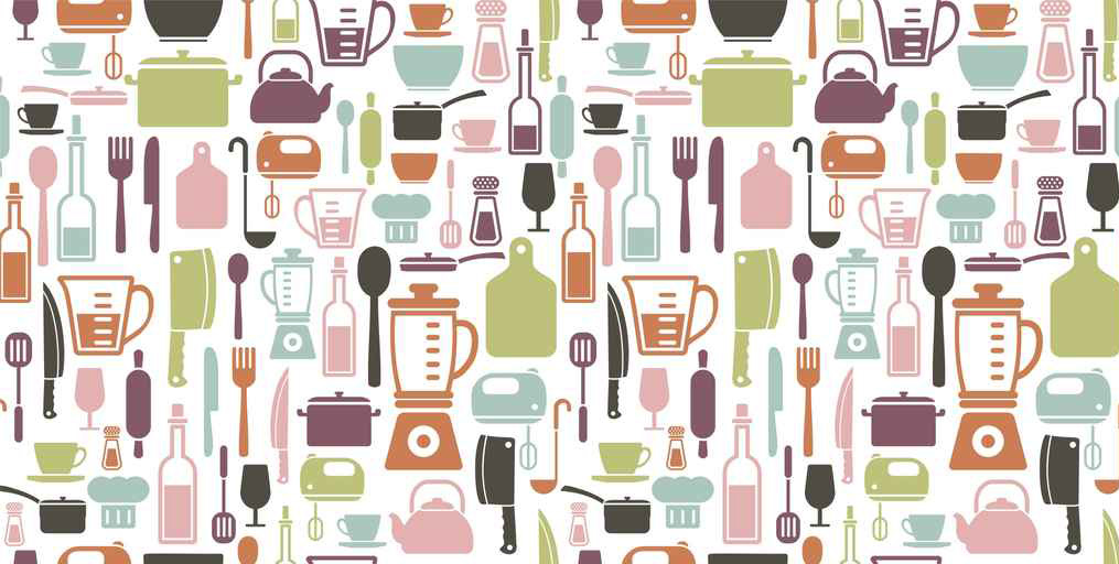 patrones patchwork cocina