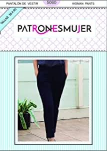 patrones de pantalones mujer