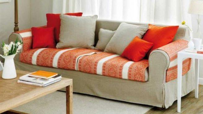 patrones para funda de sofa