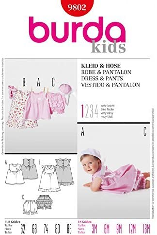 patrones infantiles 8