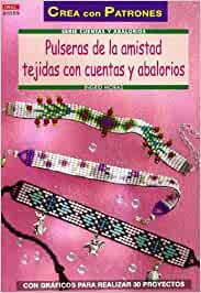 patrones para pulseras de hilo encerado